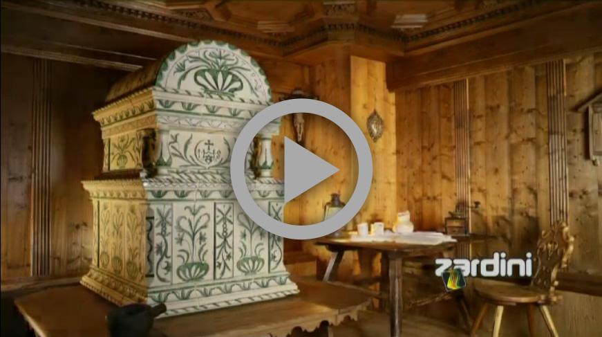 Zardini stufe artigianali in ceramica stufe a legna cortina d ampezzo
